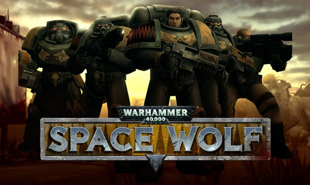 Warhammer 40.000: Space Wolf annunciato per Nintendo Switch