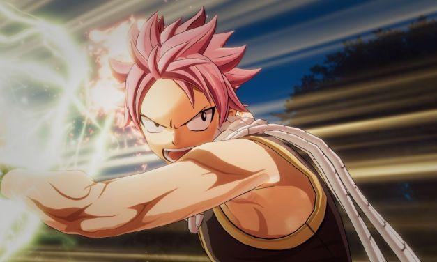 Fairy Tail: pubblicato un nuovo trailer con relativa data di rilascio su Nintendo Switch