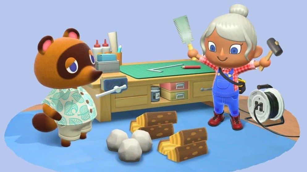 Animal Crossing: New Horizons salvataggi nel cloud disponibili in alcuni casi