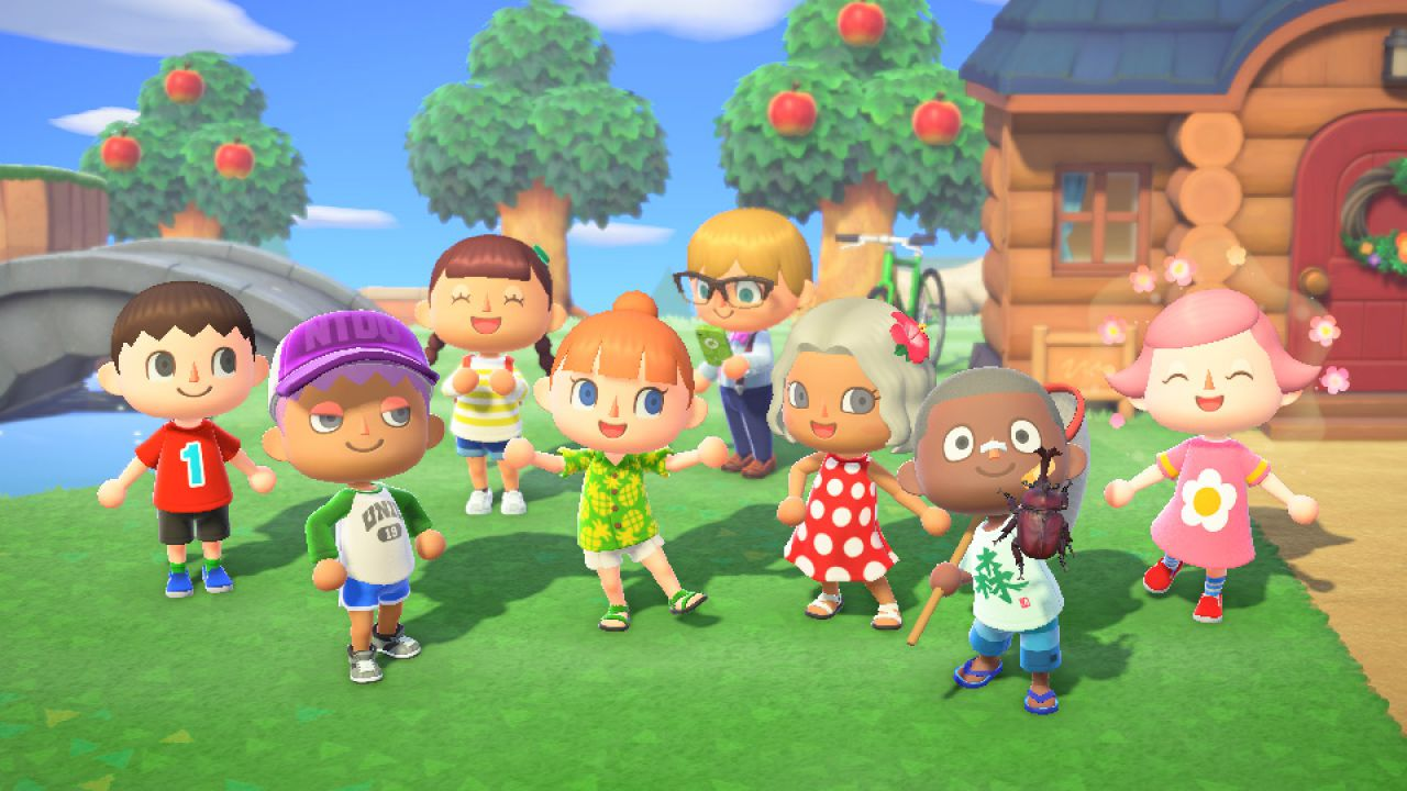 Animal Crossing New Horizons: nuovo update gratuito in arrivo questa settimana
