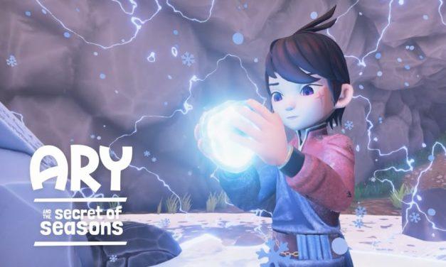 Ary and the Secret of Seasons sarà pubblicato durante l'estate 2020