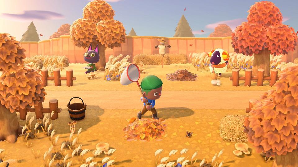 Animal Crossing: New Horizons, Insetti – Guida