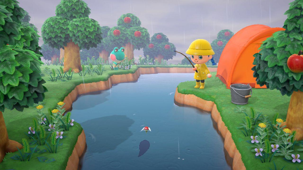 Animal Crossing: New Horizons, Pesci – Guida