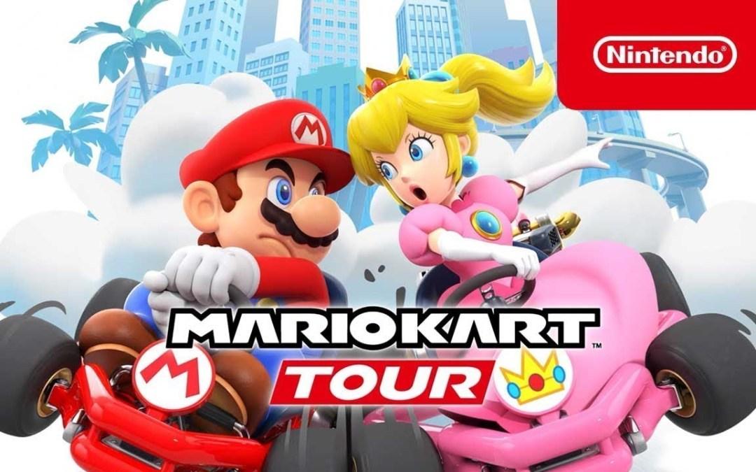 Mario Kart Tour, Berlino sarà la città protagonista del prossimo update