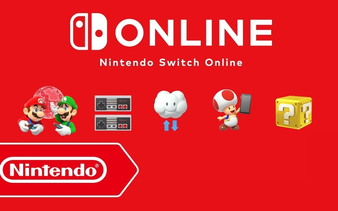 Nintendo Switch Online: l'app mobile si aggiorna