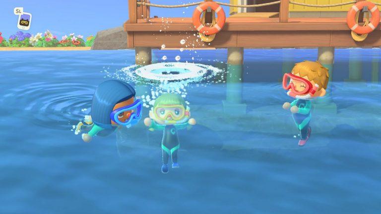 Animal Crossing: New Horizons, disponibile un nuovo aggiornamento che risolve alcuni problemi