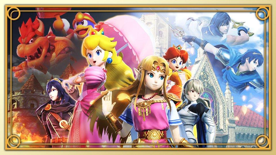 "Super Smash Bros. Ultimate: in arrivo un torneo ""regale"""