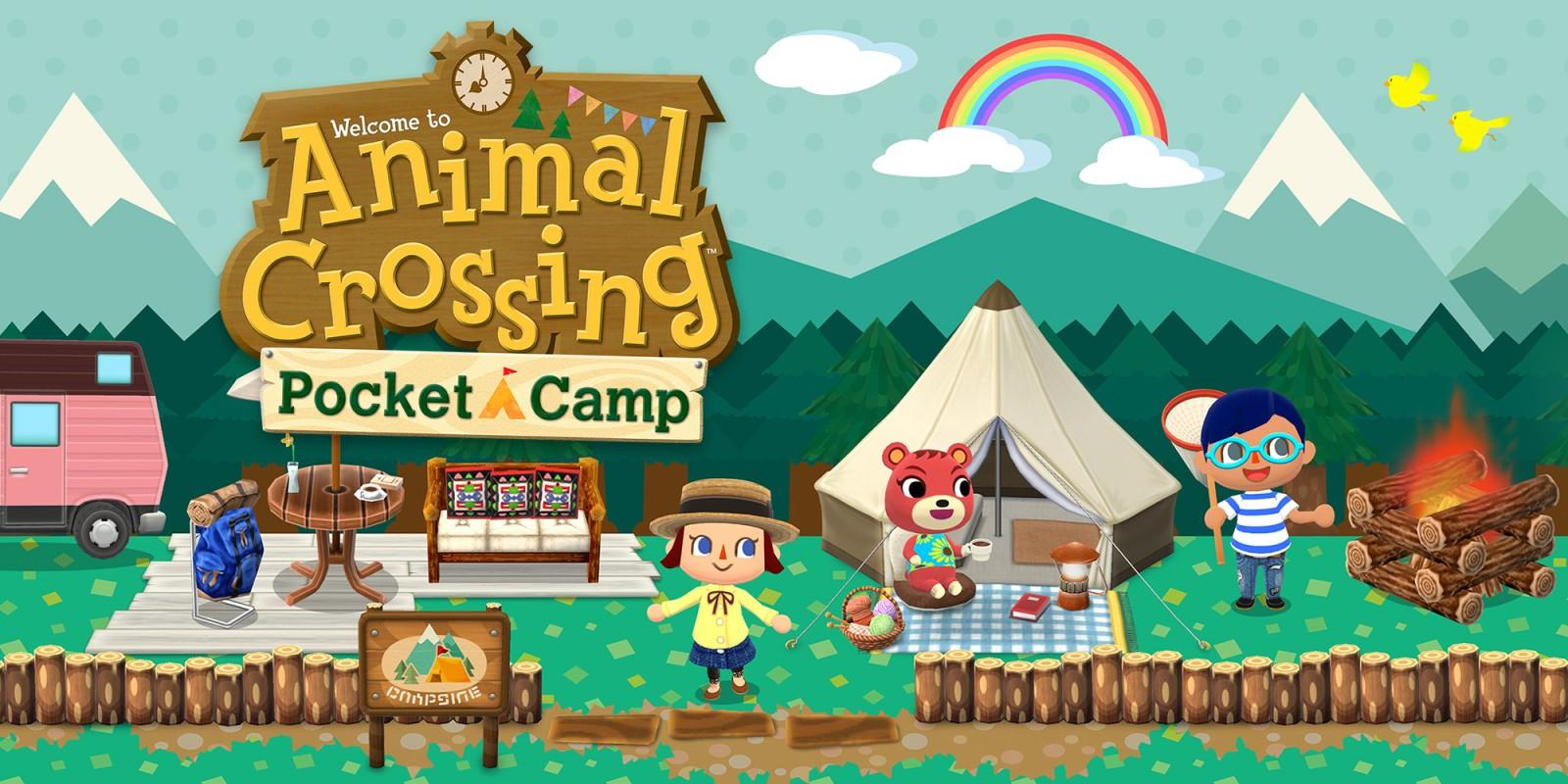 Animal Crossing: Pocket Camp, aggiunti nuovi personaggi nell'ultimo aggiornamento