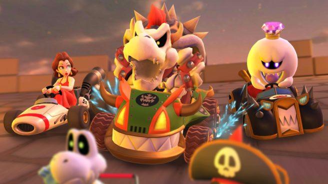 Mario Kart Tour: è arrivato il Tour dei Pirati