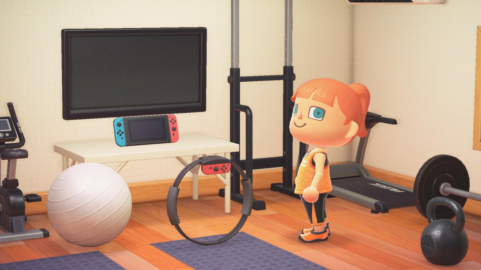 I giocatori di Animal Crossing: New Horizons riceveranno un Ring-Con all'interno del gioco