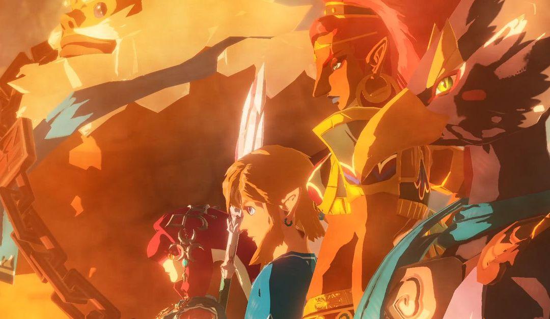 Hyrule Warriors: L'era della calamità, record di vendite con oltre 3,5 milioni di copie distribuite dal lancio