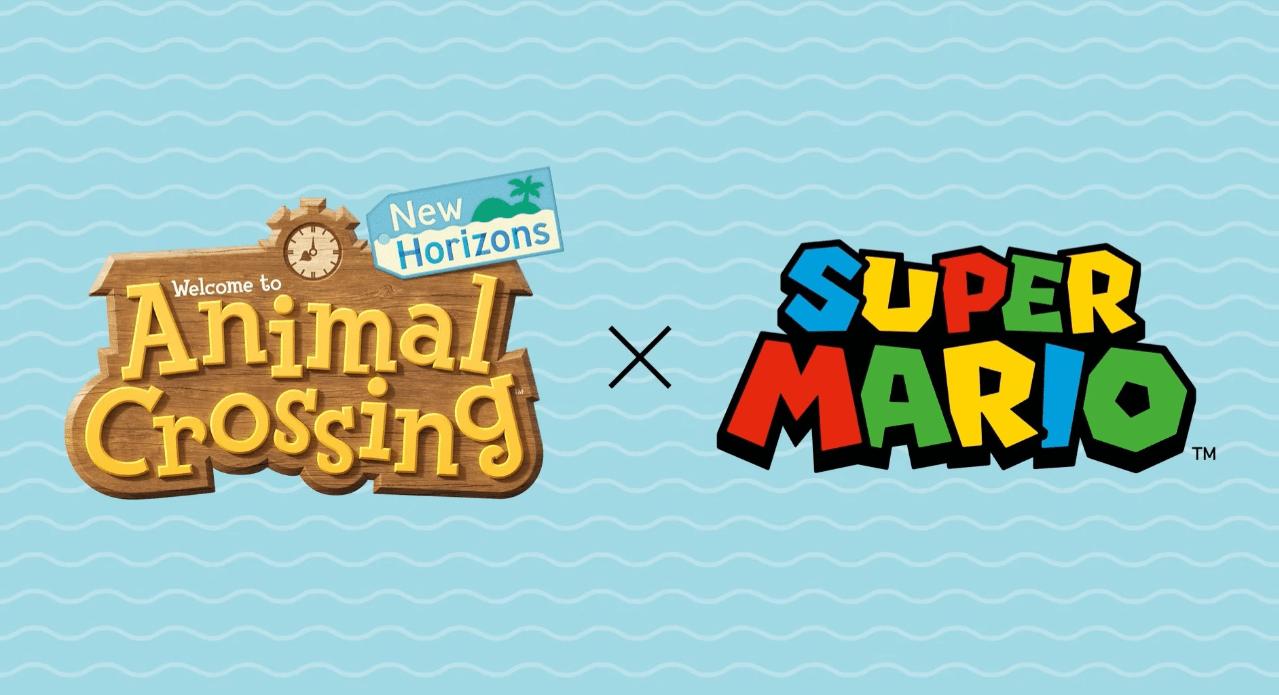 Animal Crossing: New Horizons, annunciato un cross over con Super Mario!