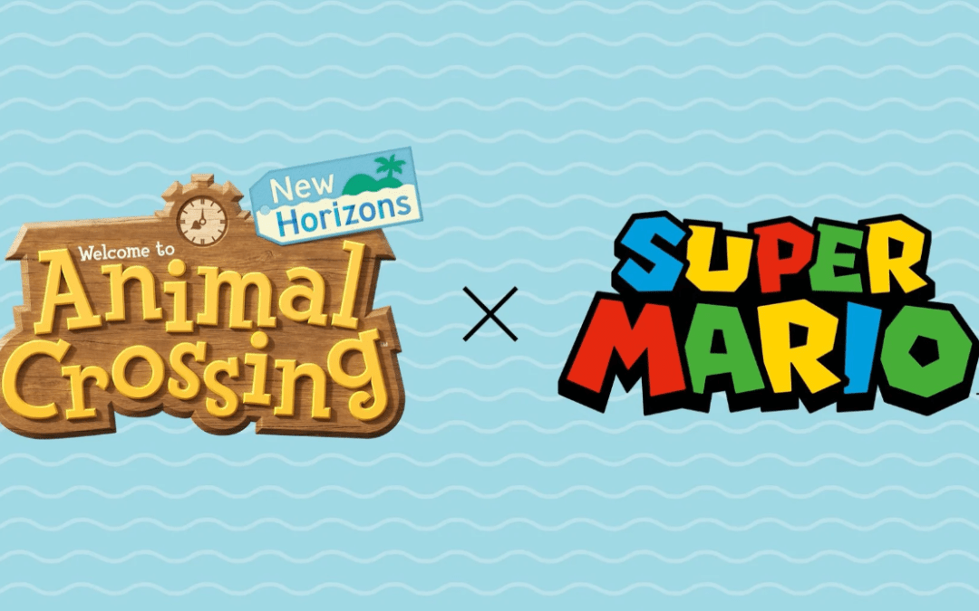 Animal Crossing: New Horizons, annunciato un cross over con Super Mario!
