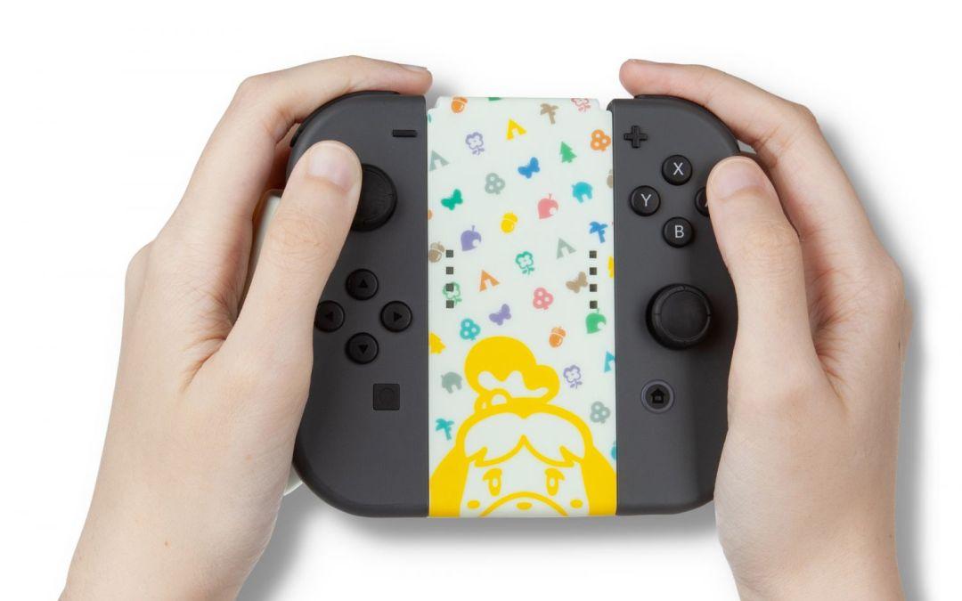 PowerA annuncia un Comfort Grip a tema Animal Crossing: New Horizons!