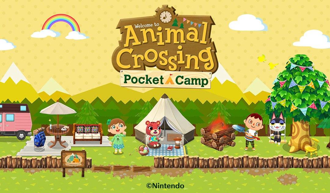 Animal crossing: Pocket Camp, aggiunti 9 nuovi animaletti