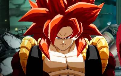 Dragon Ball FighterZ: svelata la data di rilascio di Gogeta SS4