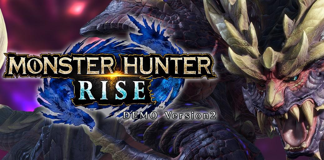 In arrivo una nuova demo di Monster Hunter Rise
