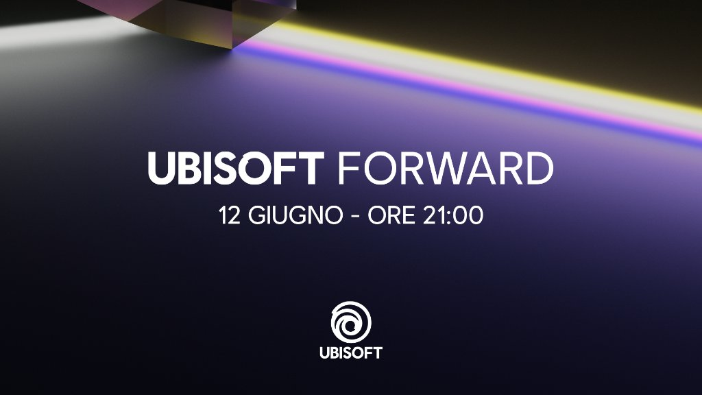 Ubisoft Forward: annunciata la data dell'evento streaming all'E3 2021