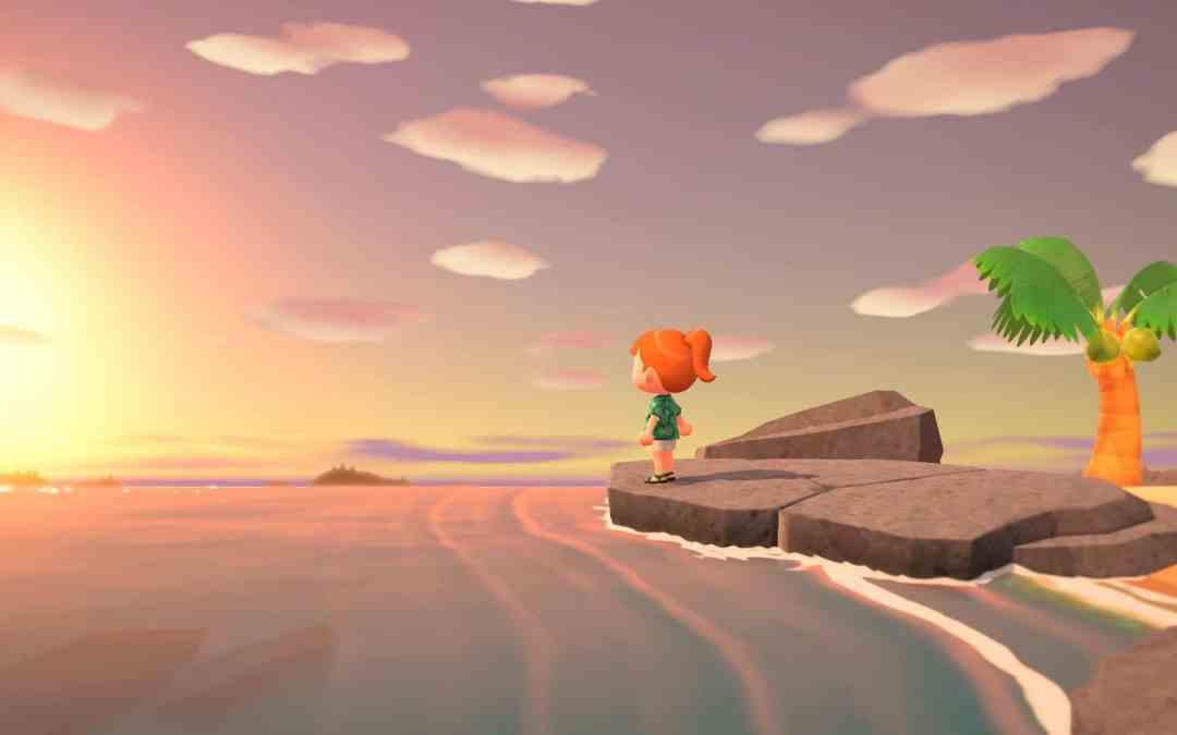 Nintendo ha annunciato un nuovo record di vendite per Animal Crossing: New Horizons