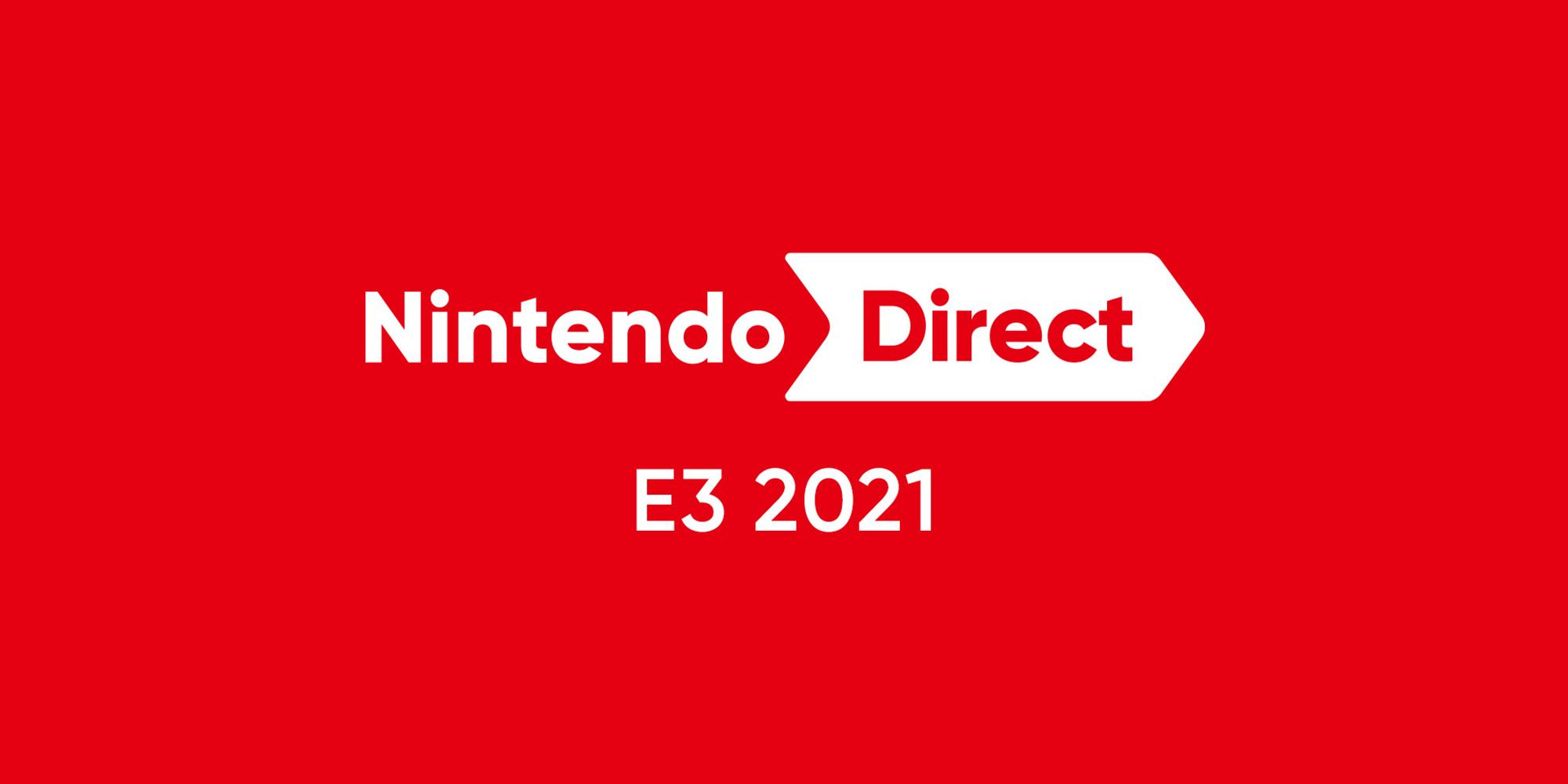 Nintendo Direct: ecco tutti i giochi annunciati all'E3 2021