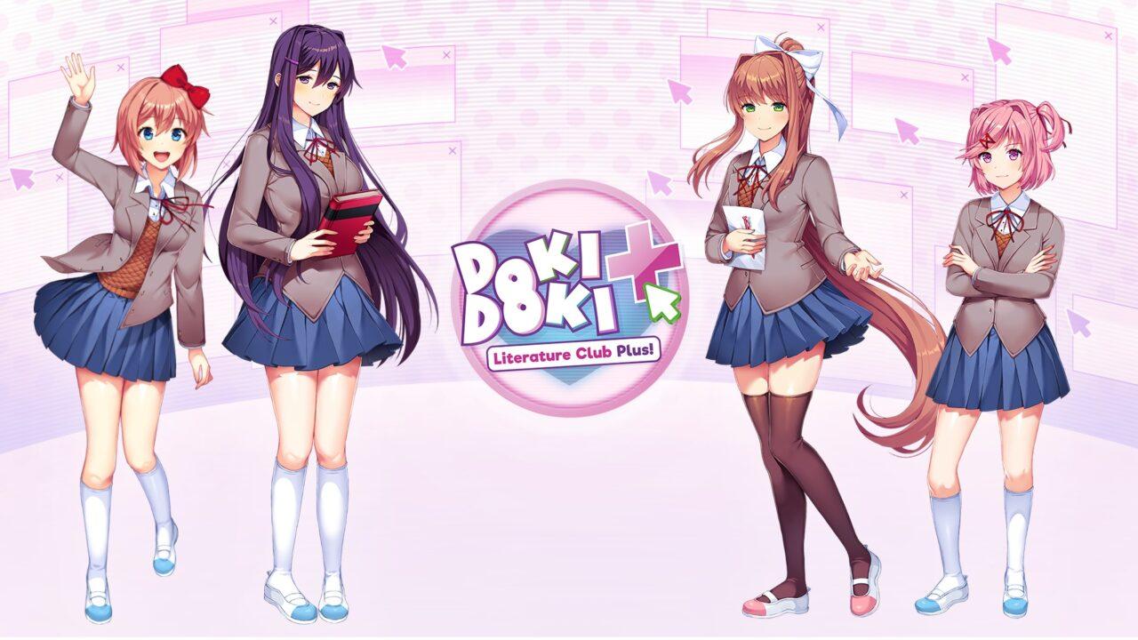 """Doki Doki Literature Club arriva su Switch in versione """"Plus"""""""