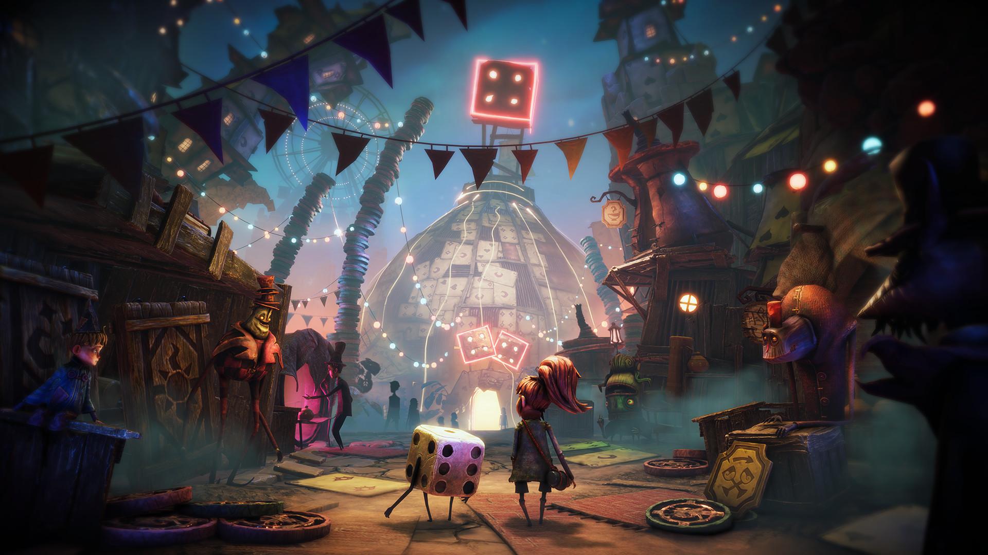 EA annuncia che Lost In Random uscirà anche su Switch