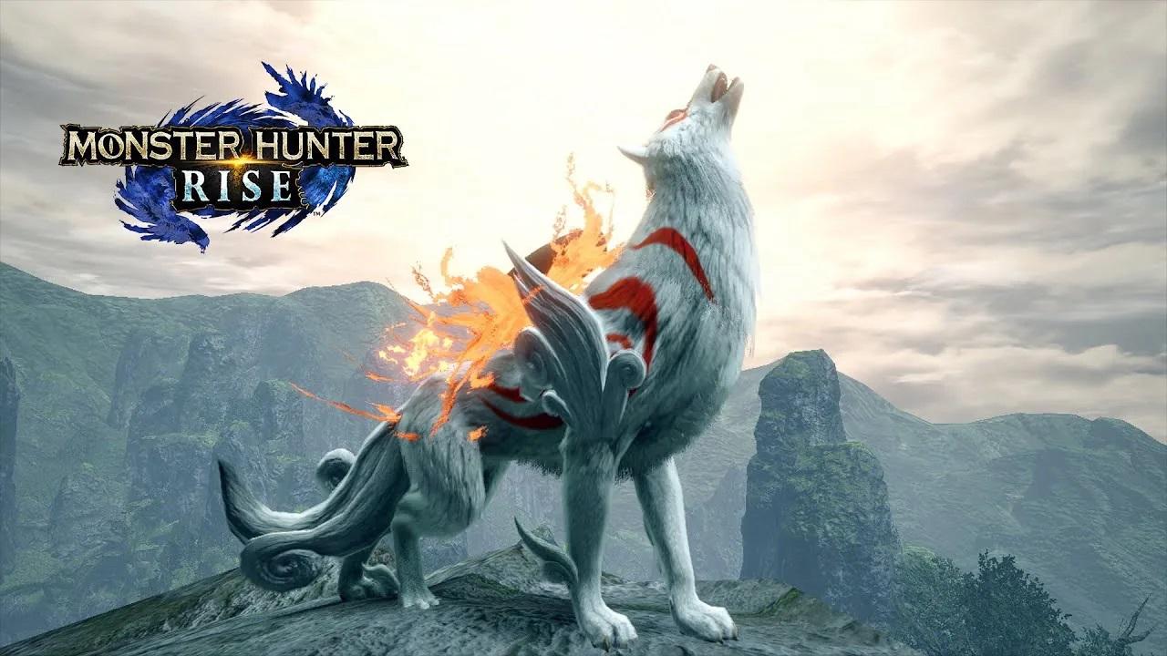 Monster Hunter Rise riceverà un contenuto a tema Okami
