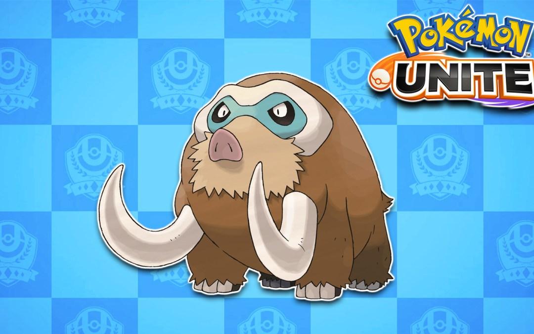 Pokémon Unite: in arrivo nei prossimi giorni Mamoswine