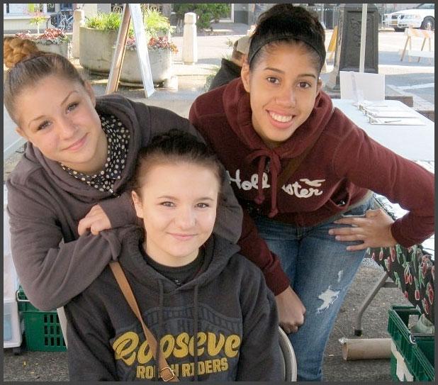 Roosevelt High School Students