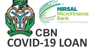 How to apply for CBN and NMFB.COM.NG 50B naira Covid19 support Loan