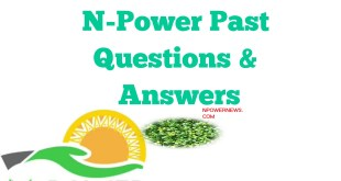 Npower Batch C Assessment Test online 2020 dates and test time