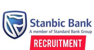 Stanbic Ibtc bank recruitment Business Development Manager SIPML