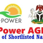 Npower Batch C List of Shortlisted Candidates for N-Agro 2020/2021 check here
