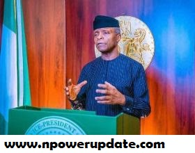 VP Osinbajo Praises Humanitarian Ministry for Covid-19 Register Cash Transfer Project