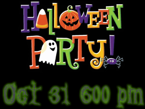 Halloween Party @ NPPBC | Maryville | Tennessee | United States