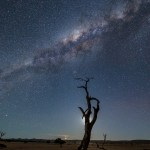 2nd Place Scenic - Milky Way by Bruce Leonard