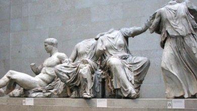 Photo of Βρετανικό Μουσείο: ΤαΓλυπτά του Παρθενώναδεν ανήκουν στην Ελλάδα και δεν πρόκειται να επιστραφούν μόνιμα