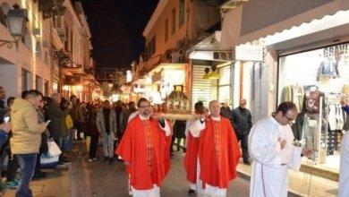 Photo of Μυτιλήνη: Με θρησκευτικές τελετές τιμά η καθολική κοινότητα τη μνήμη του Αγίου Βαλεντίνου