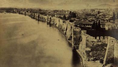 Photo of Σπάνια φωτογραφία: Η Θεσσαλονίκη με τείχος στην παραλία