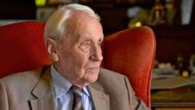 Photo of Πέθανε ο Κρίστοφερ Τόλκιν, γιος του συγγραφέα του «Άρχοντα των Δαχτυλιδιών»