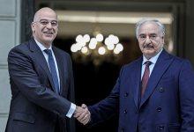 Photo of Στο υπ. Εξωτερικών ο Χαφτάρ – To παρασκήνιο της επίσκεψης στην Αθήνα