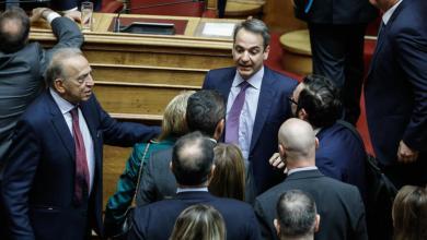 Photo of Θέμα κομματικής πειθαρχίας βάζει ο Κυριάκος στο νομοσχέδιο για ΠΑΟΚ