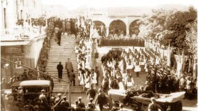 Photo of Η μεταφορά των οστών του Θεόδωρου Κολοκοτρώνη στην Τρίπολη – Σπάνιες εικόνες