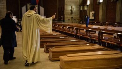 Photo of Κορωνοϊός-Ιταλία: 812 νεκροί σε μία μέρα – 101.000 κρούσματα συνολικά