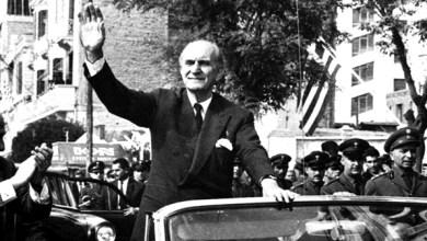 Photo of 11 Απριλίου 1964: Ο Γεώργιος Παπανδρέου ανακοινώνει τη δωρεάν παιδεία