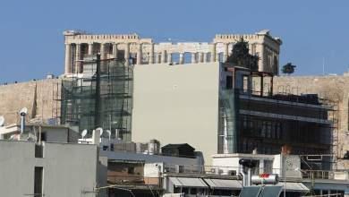 Photo of Έβαλαν στον αναπτυξιακό νόμο υπό ανέγερση πολυόροφο ξενοδοχείο στη σκιά της Ακρόπολης