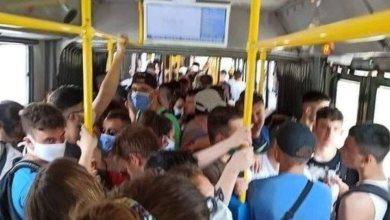 Photo of Απίστευτος συνωστισμός στο λεωφορείο Ελληνικό-Σαρωνίδα