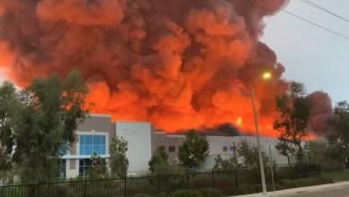 Photo of Alert! Φωτιά σε αποθήκες της Amazon στην Καλιφόρνια