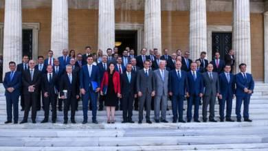 Photo of Σε τροχιά ανασχηματισμού: Υπουργός ο Χαρδαλιάς με το μισό υπουργείο του Χρυσοχοΐδη στα πιθανά σενάρια