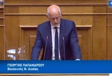 Photo of Ο Γιώργος Παπανδρέου ζητά να αποσυρθεί το αντιδημοκρατικό νομοσχέδιο (Βίντεο)